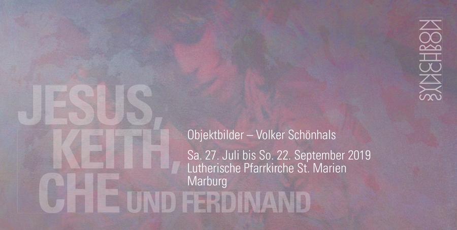 Volker Schönhals – Che und die anderen